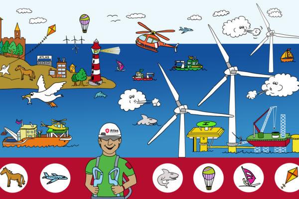 zoekplaat windenergie